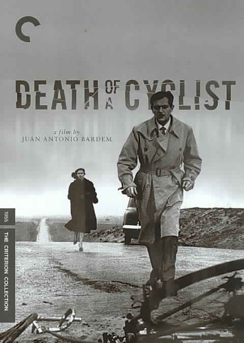 DEATH OF A CYCLIST BY BARDEM,JUAN ANTONIO (DVD)