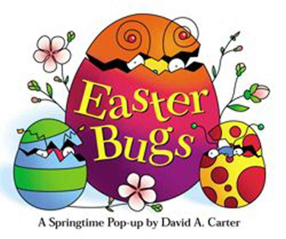 Easter Bugs By Carter, David A./ Carter, David A. (ILT)